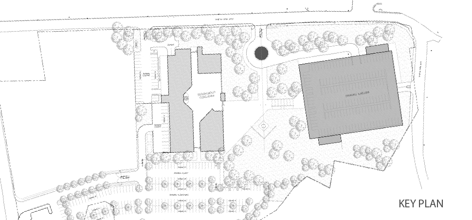 Aibonito Courthouse key plan