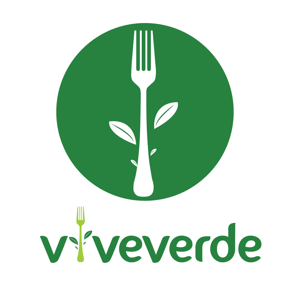 Food Concession - Viveverde designed logo